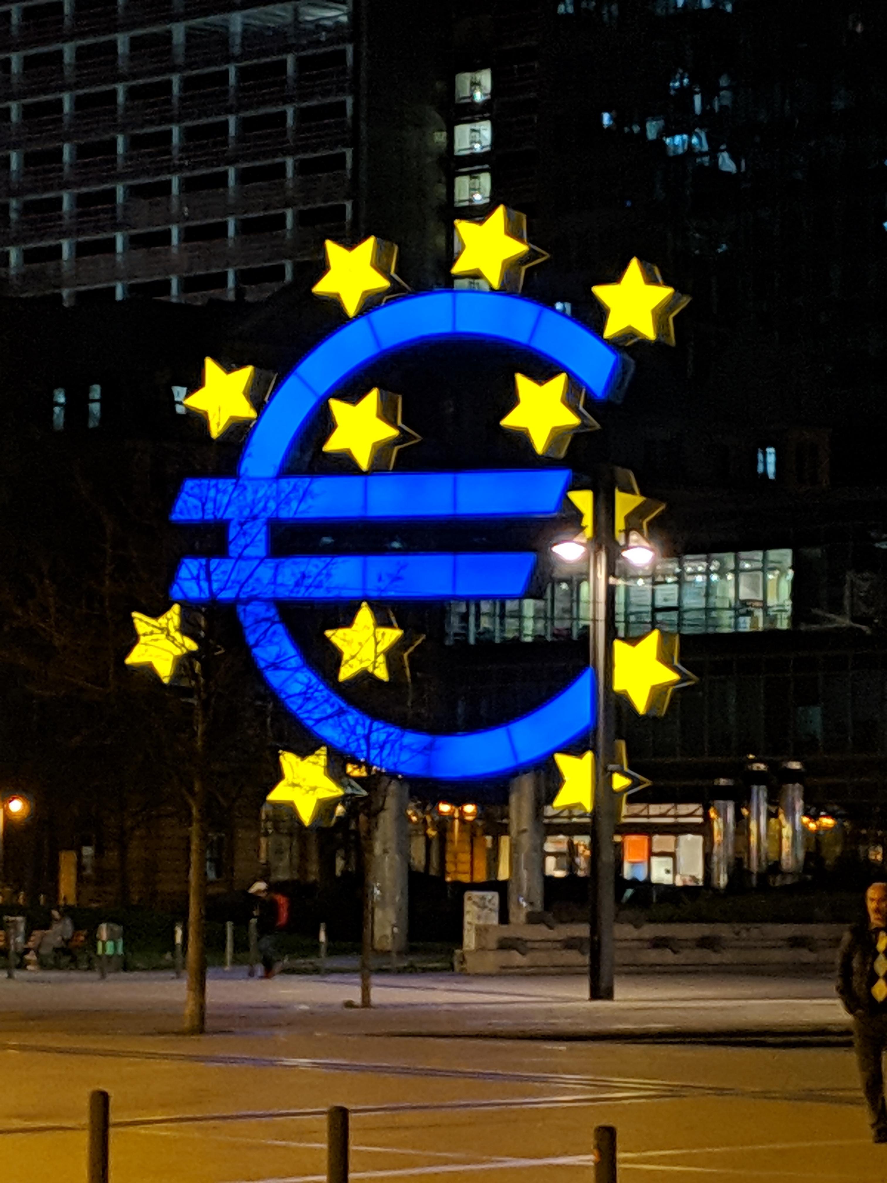 geld abheben in europa