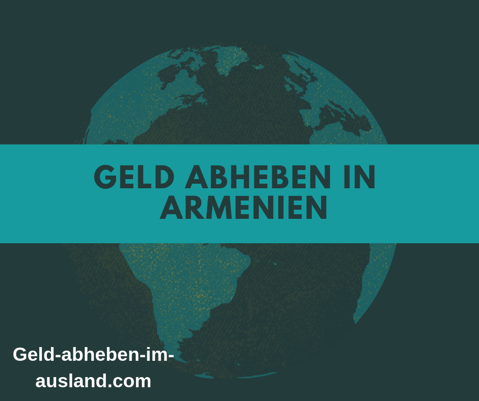 Geld abheben armenien bild