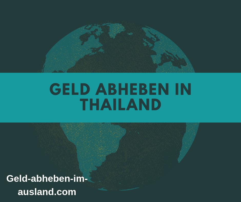 geld abheben thailand bild