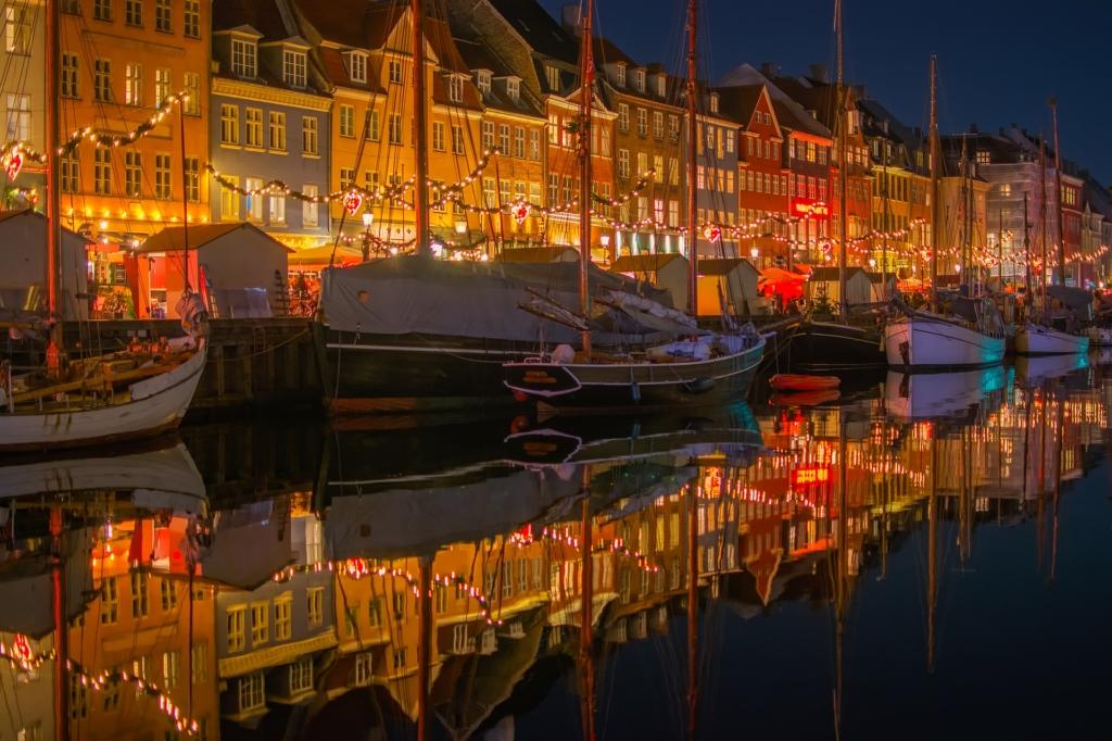 Geld abheben Dänemark/ Kopenhagen
